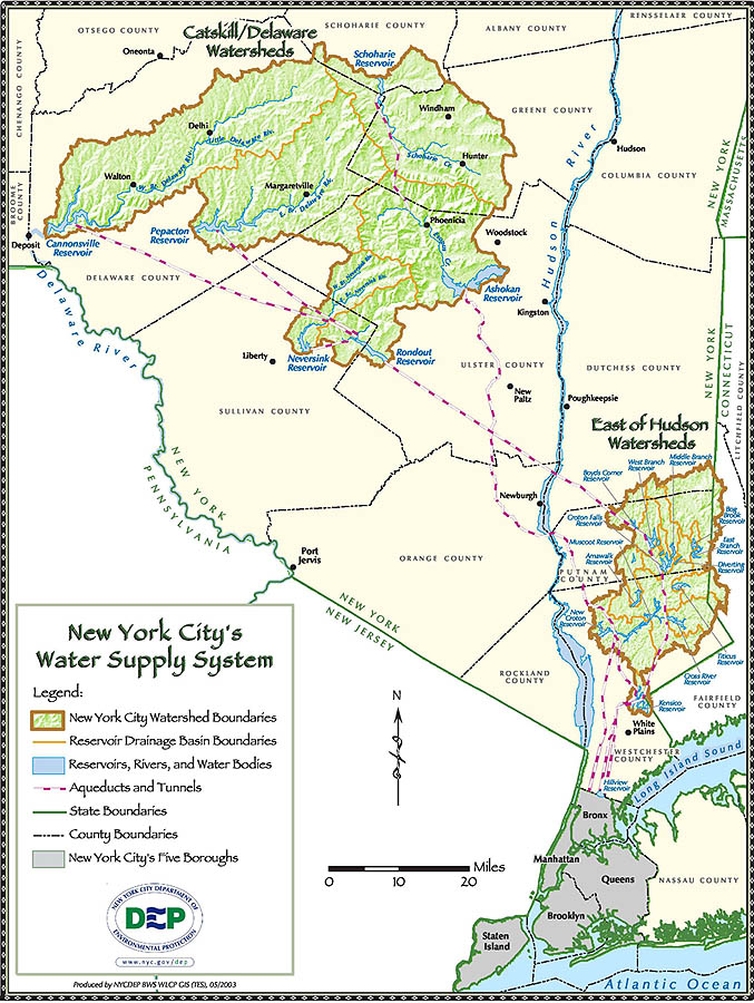 New York State Map With Counties And Cities.Special Report Mid Hudson Region Economic Profile